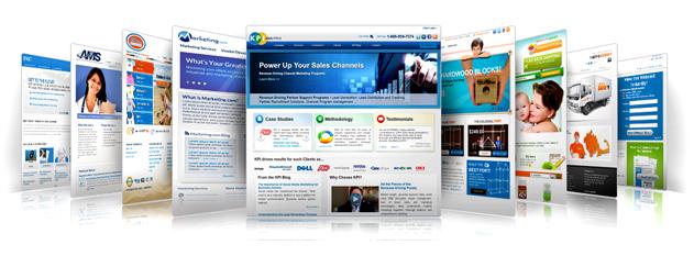 contoh website