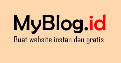myblog-website-instan-gratis