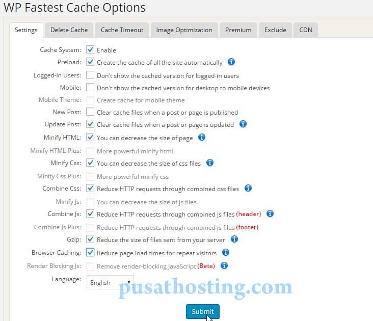 rekomendasi-setting-wp-fastest-cache