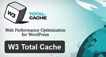 w3total cache logo