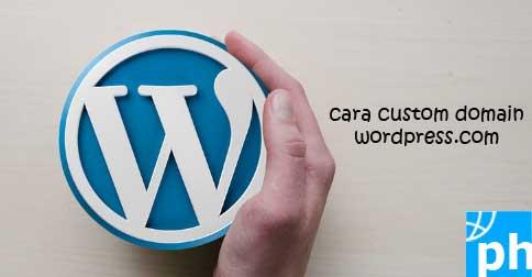 cara-custom-domain-wordpress-com