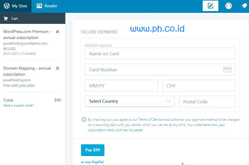 domain-mapping-payment