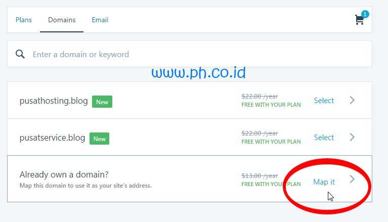3 Cara Custom Domain Wordpress Com Menggantinya Menjadi Com
