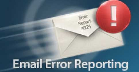 email-error-report